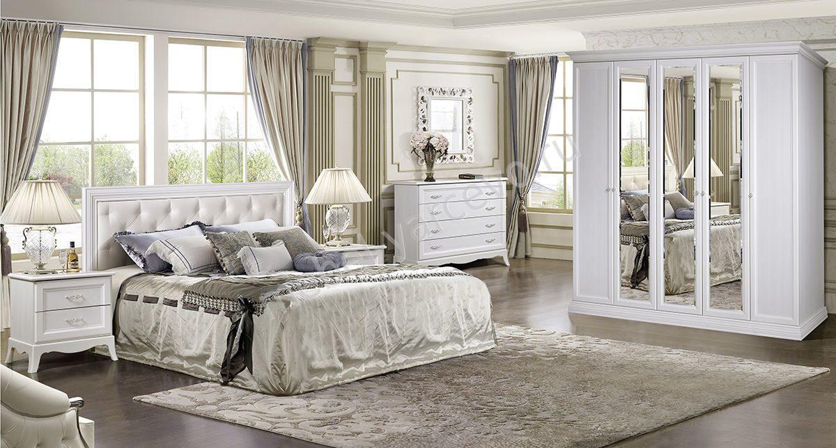 Красивые спальные гарнитуры фото